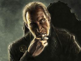 Tywin Lannister by BustedFluxcapacitor