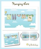BS - Hanging there by arwenita