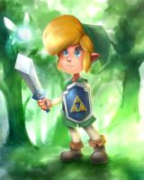 Link, the Hero of Time by DiosL