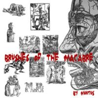 Brushes of the Macbre by muutus