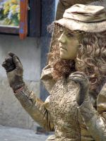living statue 01 by LunaPopelka