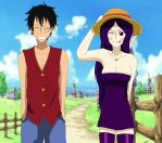 [One Piece] Pirate siblings by CharleneRosette