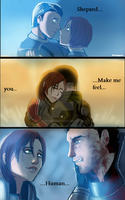 Mass effect: Know that i love you...always by WinterSpectrum
