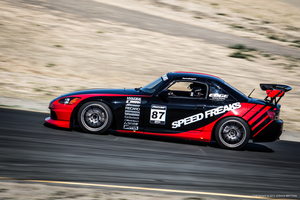 USTCC Race S2000 #87 - WTCC Sonoma by BrittainDesigns