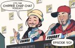 Chipper Chat about SDCC by theCHAMBA