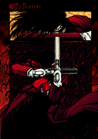 Alucard_Hellsing Ultimate by Debreks