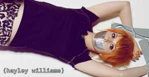 Hayley Williams Manip #3 by poochdude