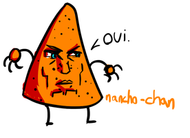 New Character: Nancho Chan by FastAndDelicious