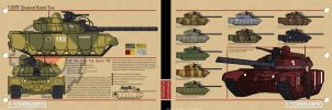 T90PG Main Battle Tank by MrAverage