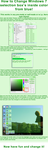 Windows 7 Selection Box Color by flexdaw