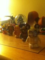 Vinylmation Tapestry of Nations by 736berkshire