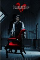 Sweeney Todd Poster entry 5 by pamv