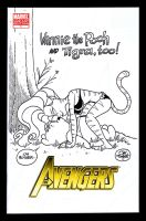 MARVEL SKETCH COVER 3 by JayFosgitt