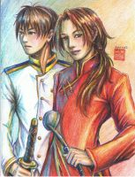 APH- Japan and China by Aquarina12