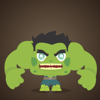Hulk by iveinbox