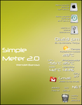 Simple Meter 2.0 by wendellbarroso