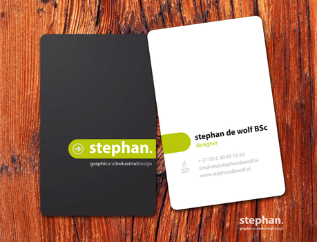 Business card 01 by w0lfb0i