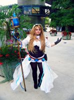 Hextech Janna Cosplay by YuukiMONSTER