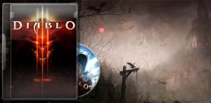 Diablo III Icon by FlowGraphic