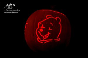 Pumpkin - Pooh by Nebey