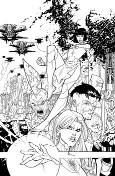 INVINCIBLE 135 cover by RyanOttley
