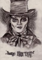 Mad as a Hatter by LessienLossehelin