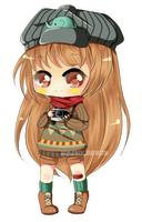 :COMMISSION: Hwue by Haruee