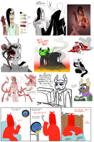 DigiDump - TIME for Pain by blinkpen