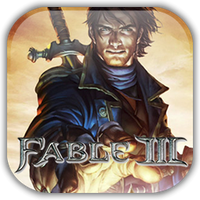 Fable III Game Icon by Wolfangraul
