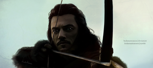 Bard The Bowman by LindaMarieAnson