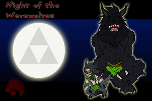 Night of the Werewolves Young Link by Chibi-Tediz