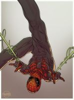 DDF2014- Superior Spider-man by ParisAlleyne
