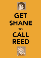 Get Shane to Call Reed by Phenixfeathers