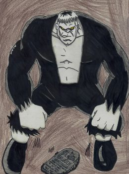 Solomon Grundy by ElvisPresleyFan3577