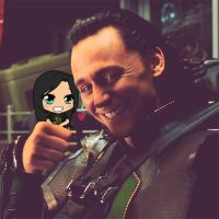Lil' Loki's Army by Mibu-no-ookami