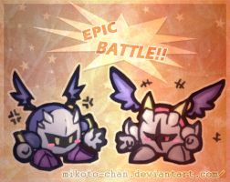 KBY-The Epic Battle BonusTrack by Mikoto-chan