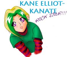 Kane Elliot Kanate by Zephra85