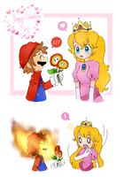 .: Happy Valentine Day 2014 :. by FnFiNdOART
