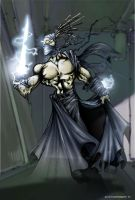 Dark Templar color by abraibarnabas