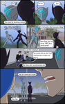 The Grafted Issue 3, Page 3 by TheChitinousTeen