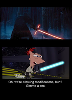 Star Wars meme by toongrowner