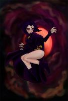 The Nevermore. by saturn9calina