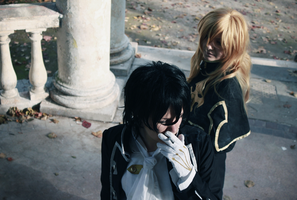 Pandora Hearts: Nightrays by causless