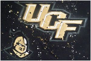 UCF by clayolsonart