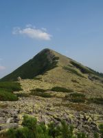 Dovbushanka mountain 1754 m by BHAAD