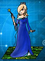 Electrical and Computer Engineer Rosalina by MP-R