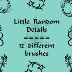 Little details by rL-Brushes