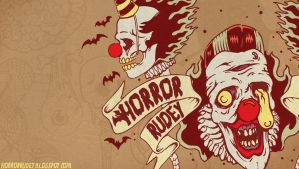 Killer Zombie Clown wallpaper (Free Download) by HorrorRudey