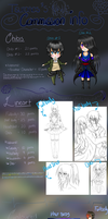 Commission Prices by Tsurana