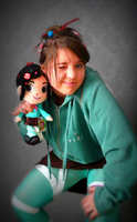Vanellope Cosplay by chameron